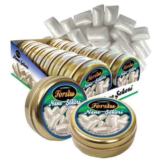 Bondon With Mint Flavour - Tin Box - 180 GR.